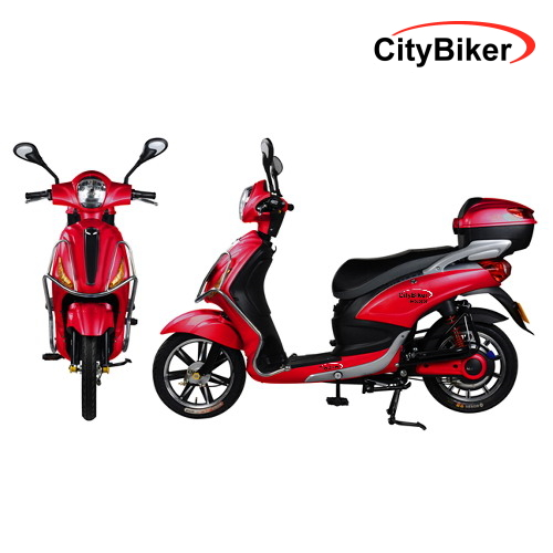 Scooter electrico ES33 $699000 500W con pedal 48V 20AH *