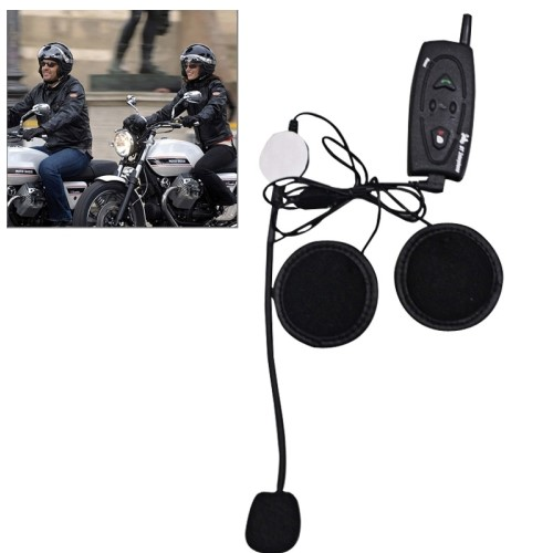 **Bluetooth intercomunicador 500m Headsets for Motorcycle Helmet
